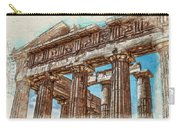 Acropolis I Carry-all Pouch