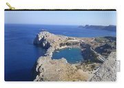 Acropolis Of Lindos Rhodes Carry-all Pouch