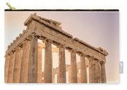 Acropolis Parthenon At Sunset Carry-all Pouch
