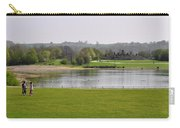 Across Carsington Water To Stones Island Carry-all Pouch
