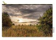 Across Golden Grass Carry-all Pouch