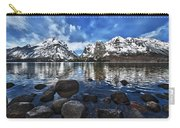 Across Jenny Lake Carry-all Pouch