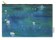 Across The Lily Pond Carry-all Pouch