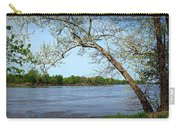 Across The Wide Missouri Carry-all Pouch