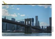 Across To Manhattan New York New York Carry-all Pouch