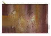 Acrylic Abstract Painting Clouds Carry-all Pouch