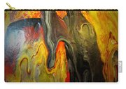 Acrylic Glass Pour 4 Carry-all Pouch