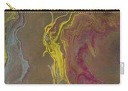 Acrylic Pour 2855 Carry-all Pouch by Sonya Wilson