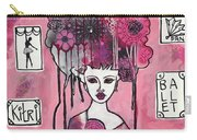 Acrylic Variations Kitri Carry-all Pouch