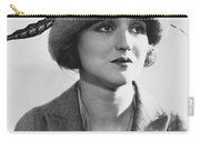 Actress Agnes Ayres Carry-all Pouch