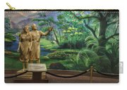 Adam And Eve Display Carry-all Pouch