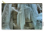 Adam Jewell At Maligne Canyon Carry-all Pouch
