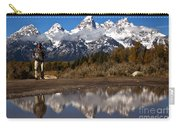 Adam Jewell At Schwabacher Landing Carry-all Pouch