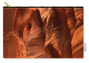 Adam Jewell In Buckskin Slot Canyon Carry-all Pouch