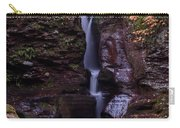 Adams Falls Pa Autumn Carry-all Pouch