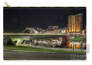 Adelaide Riverbank At Night II Carry-all Pouch