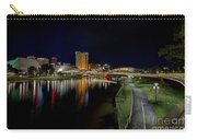 Adelaide Riverbank At Night Iv Carry-all Pouch