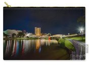 Adelaide Riverbank At Night Vi Carry-all Pouch