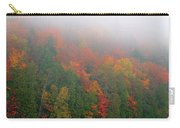 Adirondack Autumn Colors Carry-all Pouch