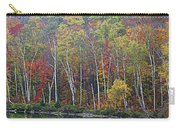 Adirondack Birch Foliage Carry-all Pouch