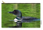 Adirondack Loon 1 Carry-all Pouch