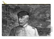 Admiral Dewey At Sea Carry-all Pouch