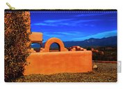 Adobe At Sunset Carry-all Pouch