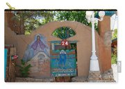 Adobe Wall Chimayo  Carry-all Pouch