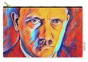 Adolf Hitler, Leaders Of Wwii Series.  Carry-all Pouch