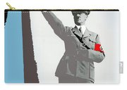 Adolf Hitler Saluting Full Figure Circa 1933-2016 Carry-all Pouch