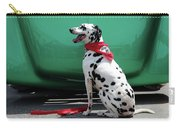 Happy Dalmatian  Carry-all Pouch