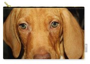 Adorable Vizsla Puppy Carry-all Pouch