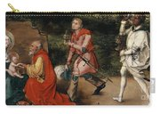 Adoration Of The Magi By Durer Carry-all Pouch