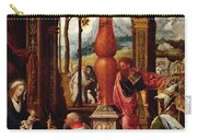 Adoration Of The Magi Carry-all Pouch