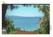 Adriatic Coast Sea View Carry-all Pouch