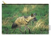 Adult Aardwolf Proteles Cristatus Carry-all Pouch
