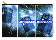 Advanced Whovians Alt Carry-all Pouch