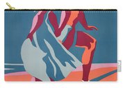 Advertisement For Bally Sandals Carry-all Pouch by Druck Gebr