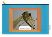 Aedes Fulvus Pallens- Mosquito Carry-all Pouch