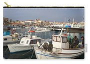 Aegina Boats Carry-all Pouch