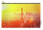 Sunset In Paris  Carry-all Pouch