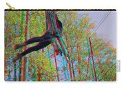 Aerial Artist - Use Red-cyan 3d Glasses Carry-all Pouch
