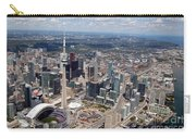 Aerial Of Downtown Toronto Ontario Carry-all Pouch