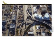 Aerial Of The Maze Near The Bay Bridge, San Francisco Carry-all Pouch