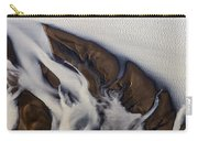 Aerial Photo Thjosa Iceland Carry-all Pouch