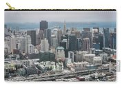 Aerial San Francisco Carry-all Pouch