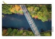 Aerial View Of A Bridge Carry-all Pouch