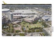 Aerial View Of Atlanta Georgia Carry-all Pouch