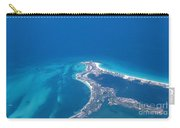 Aerial View Of Cancun Carry-all Pouch