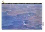 Aerial View Of Hoover Dam Carry-all Pouch